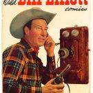 WILD BILL ELLIOTT #14 Dell Comics 1954 Western