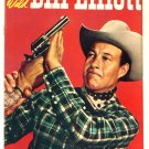 WILD BILL ELLIOTT #15 Dell Comics 1954 Western