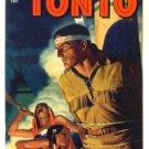 TONTO The Lone Ranger's Companion #18 Dell Comics 1955