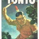 TONTO The Lone Ranger's Companion #17 Dell Comics 1955