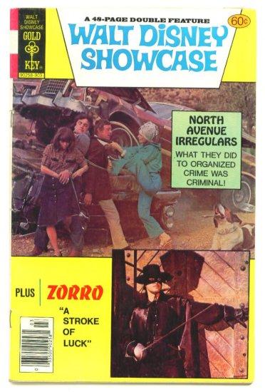 ZORRO Gold Key Comics 1979 Walt Disney Showcase #49