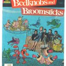 BEDKNOBS and BROOMSTICKS WALT DISNEY SHOWCASE #50 Gold Key Comics 1979