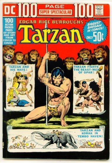 TARZAN DC-19 DC Comics 1973 GIANT 100 PAGE SPECTACULAR