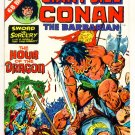 CONAN THE BARBARIAN GIANT SIZE #1 Marvel Comics 1974 Barry Smith