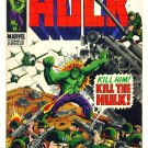 The INCREDIBLE HULK #120 Marvel Comics 1969