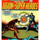 SUPERBOY #201 DC Comics 1974 LEGION of SUPERHEROES
