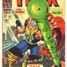 THOR #144 Marvel Comics 1967