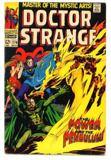 DOCTOR STRANGE #174  Marvel Comics 1968