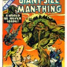 MAN-THING GIANT SIZE #3 Marvel Comics 1975