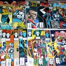 PUNISHER 2099 Lot of 17 Marvel Comics #1 - #26