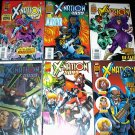 X-NATION 2099 Lot of 6 Marvel Comics #1 - #6 Complete Set