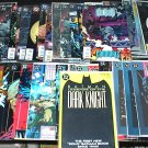 BATMAN Legends of the Dark Knight Lot of 34 DC Comics