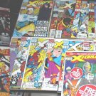X-FORCE Lot of 36 Marvel Comics #1 - #72 X-MEN Deadpool