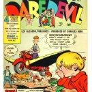 DAREDEVIL COMICS #112 Lev Gleason 1954 Little Wise Guys