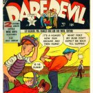 DAREDEVIL COMICS #101 Lev Gleason 1953 Little Wise Guys