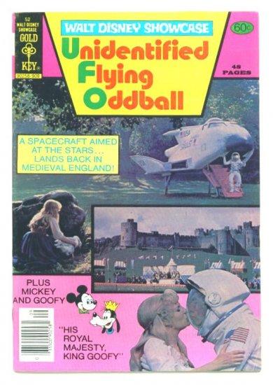 UFO Gold Key Comics 1979 Walt Disney Showcase #52