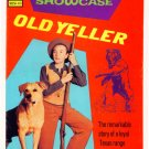 OLD YELLER Gold Key Comics Walt Disney Showcase #25