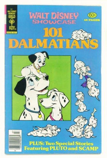 101 DALMATIONS Gold Key Comics Walt Disney Showcase #51