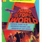 WALT DISNEY SHOWCASE #27 Gold Key Comics 1975 -- ISLAND AT THE TOP OF THE WORLD