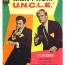 The MAN FROM UNCLE #15 Gold Key Comics 1967 Photo Cover