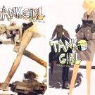 TANK GIRL The Gifting Lot of 2 IDW Comics #1A & #1B