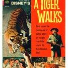 A TIGER WALKS Gold Key Movie Comic 1964 Brian Keith Walt Disney