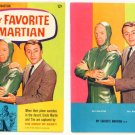 MY FAVORITE MARTIAN #5 Gold Key Comics 1965 Photo Cover