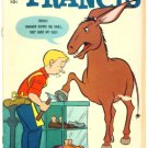 FRANCIS The Talking Mule Dell Comics 1958 Four Color #906