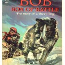 BOB Son of Battle Dell Comics 1956 Four Color #729 Collie