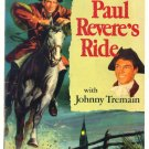 PAUL REVERE'S RIDE Dell Comics 1957 Johnny Tremain Four Color #822