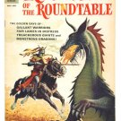 KNIGHTS of the ROUND TABLE #1 Dell Comics 1964