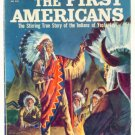 The FIRST AMERICANS Dell Comics 1957 Four Color #843