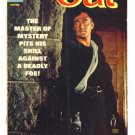 The CAT #4 Dell Comics 1967 Robert Loggia Photo Cover