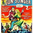 Tex Dawson GUNSLINGER #1 Marvel Comics 1973 Steranko