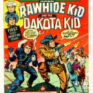 WESTERN TEAM-UP #1 Marvel Comics 1973 First Dakota Kid