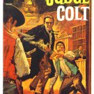 JUDGE COLT #1 Gold Key Comics 1969 Western