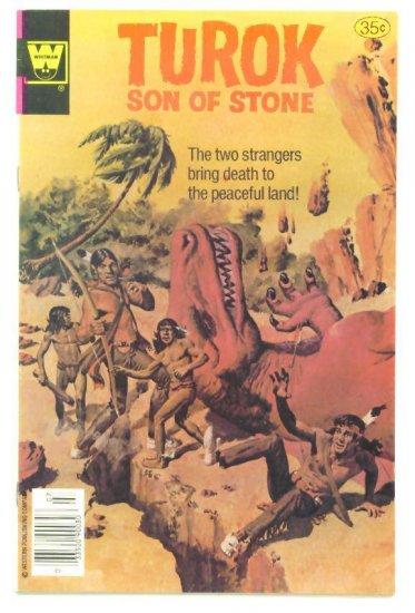 TUROK Son of Stone #116 Whitman Comics 1978