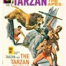 TARZAN #196 Gold Key Comics 1970 VERY FINE