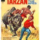TARZAN #192 Gold Key Comics 1970 LEOPARD GIRL FINE