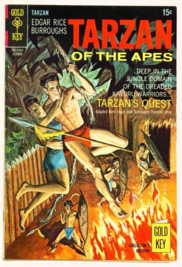 TARZAN #188 Gold Key Comics 1969