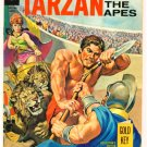 TARZAN #186 Gold Key Comics 1969