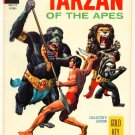 TARZAN #172 Gold Key Comics 1967 LEOPARD GIRL
