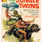 JUNGLE TWINS #5 Gold Key Comics 1973 Tono & Kono