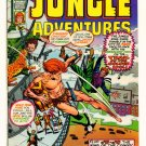 JUNGLE ADVENTURES #2 Skywald Comics 1971 SHEENA