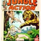 JUNGLE ACTION #1 Marvel Comics 1972 VF Lorna Queen of the Jungle