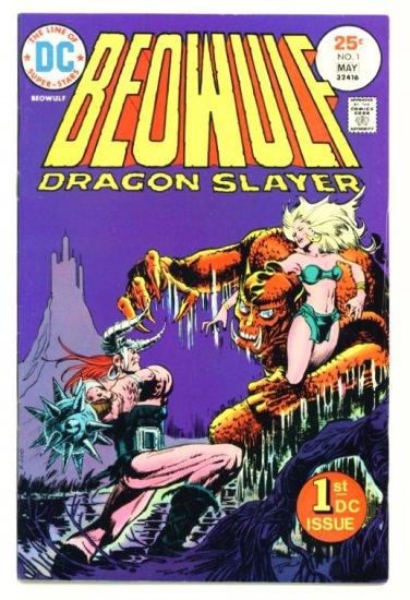BEOWULF Dragon Slayer #1 DC Comics 1975 Fine