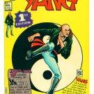 * YANG #1 Charlton Comics 1973 Fine