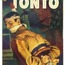 TONTO The Lone Ranger's Companion #15 Dell Comics 1954