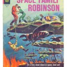 SPACE FAMILY ROBINSON #13 Gold Key Comics 1965 Lost in Space