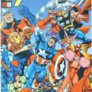 The AVENGERS #1 Marvel Comics 1998 NM